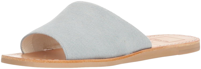 Dolce Vita Women's Cato Slide Sandal B0784HGL5P 7.5 B(M) US|Lt Blue Denim