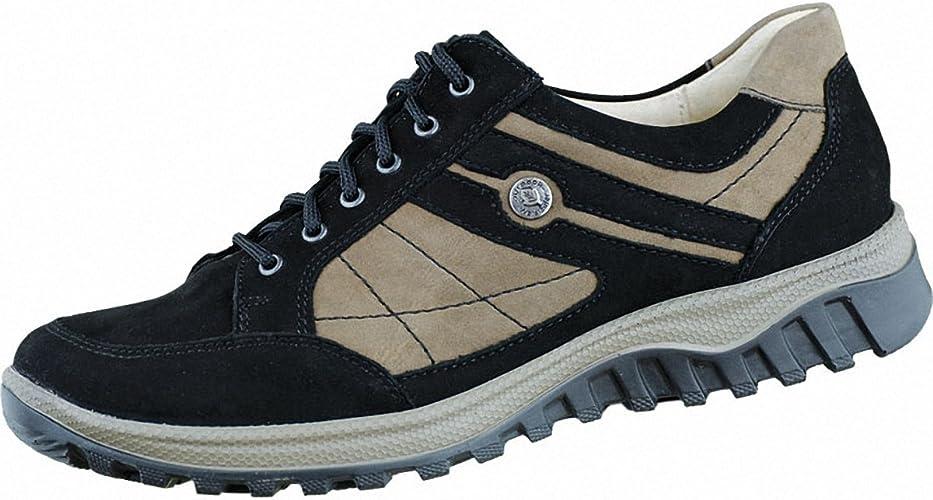 Waldlaufer Honora Leder Trekkingschuhe Weite H 1335107 7 5 Amazon De Schuhe Handtaschen