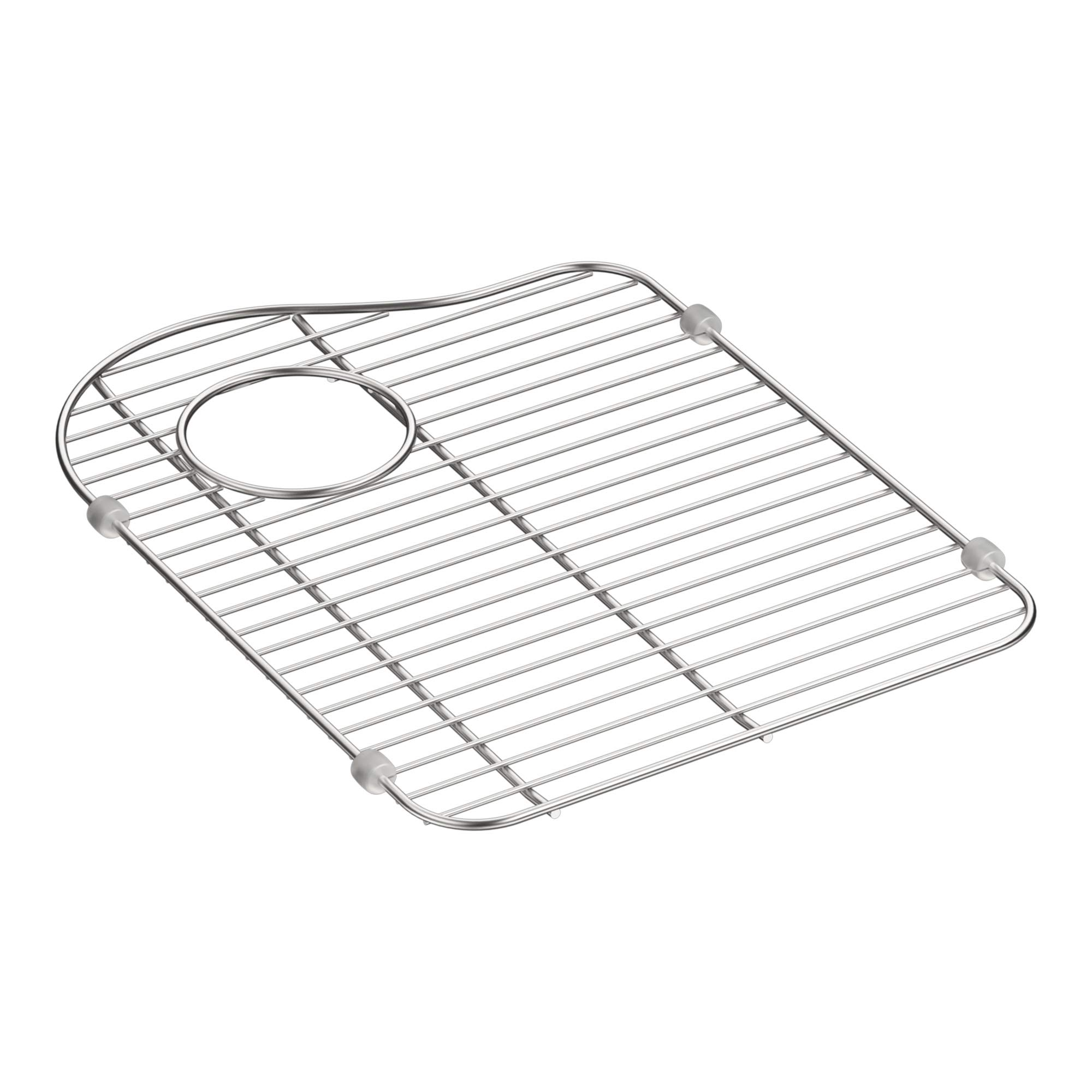 Kohler 5133-ST Hartland Stainless Steel Sink Rack for Left-Hand Bowl by Kohler