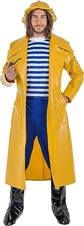 Banyant Toys Disfraz Capitan Pescador M-L: Amazon.es: Juguetes ...