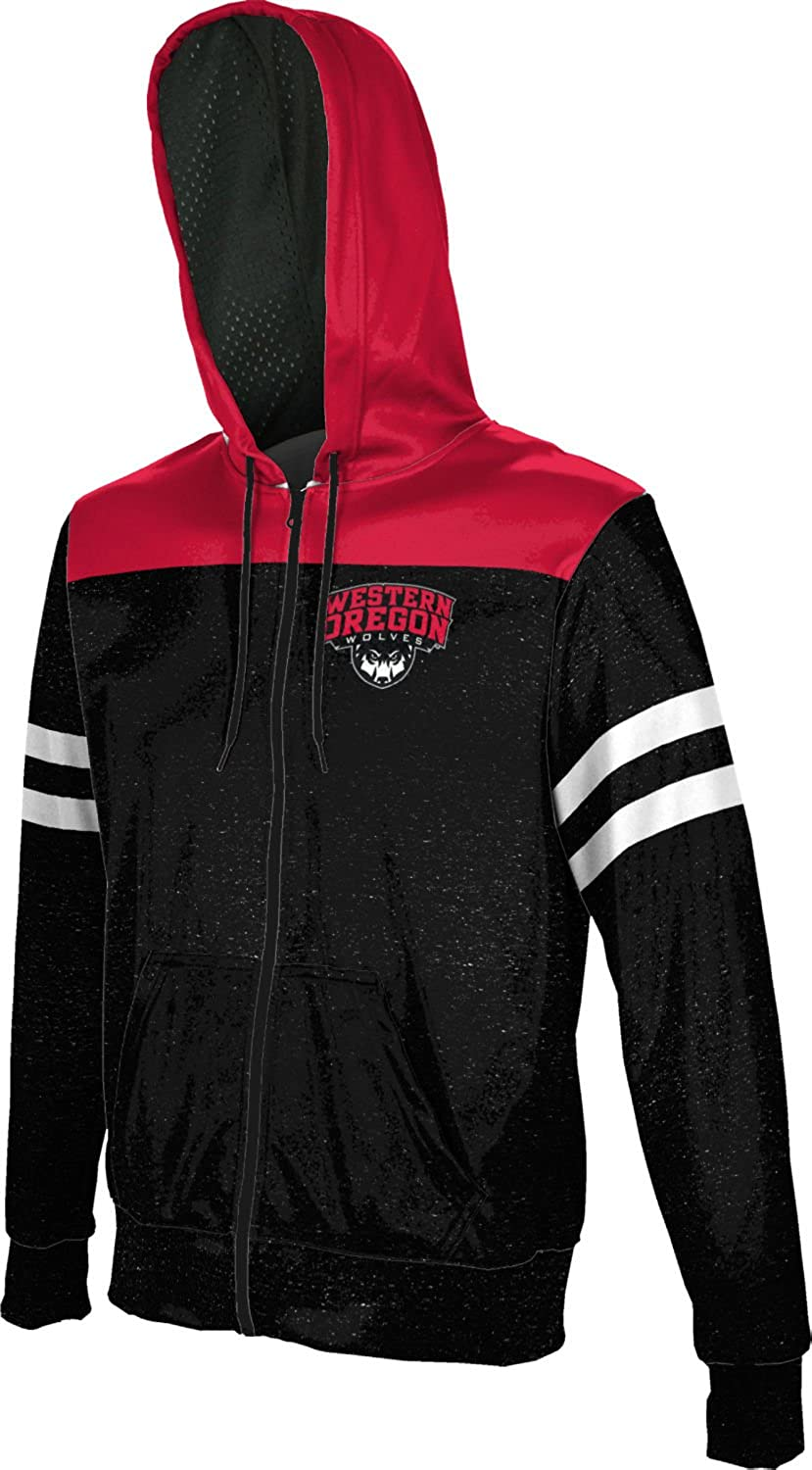 ProSphere Western Oregon University Boys Full Zip Hoodie Gameday