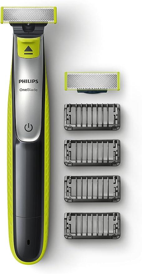 Philips Norelco OneBlade QP2530/60 - Afeitadora (Máquina de ...