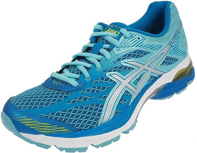 al por mayor online talla 7 los mejores precios Asics - Zapatillas de Running para Mujer Turquesa: Amazon.es: Ropa ...