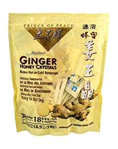 Prince of Peace Instant Ginger Honey Crystals