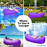 Bny Inflatable Lounger Chair Sofa Bed Air Sofa