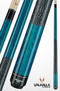 Viking Valhalla 2 Piece Pool Cue Stick with Irish Linen Wrap
