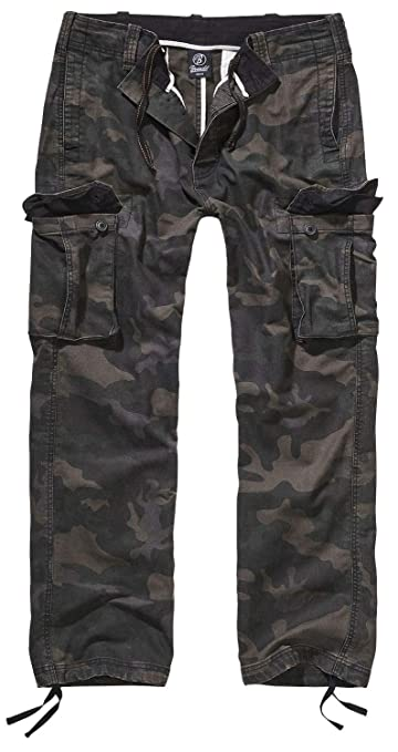 Brandit Heavy Weight Trouser Stoffhose darkcamo