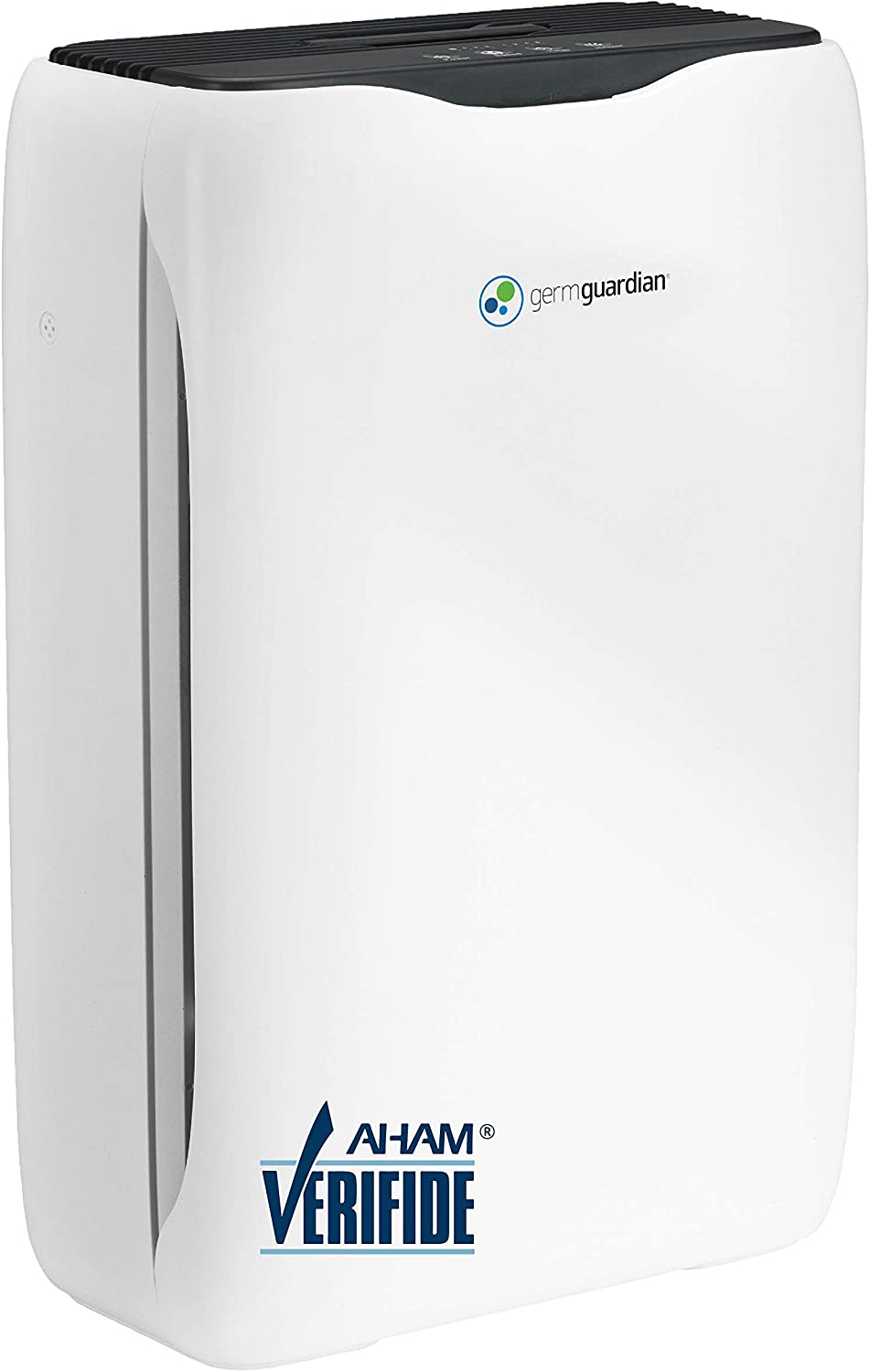 Germ Guardian True Hepa Filter Air Purifier for Home, Office, Bedrooms, Filters Allergies, Pollen, Smoke, Dust, Pet Dander, Mold, Odors, Deodorizer with Ionizer, Quiet 3-in-1 AC5600WDLX