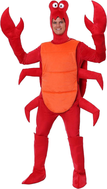 Disfraz de cangrejo para hombre - Rojo - Medium: Amazon.es: Ropa y ...