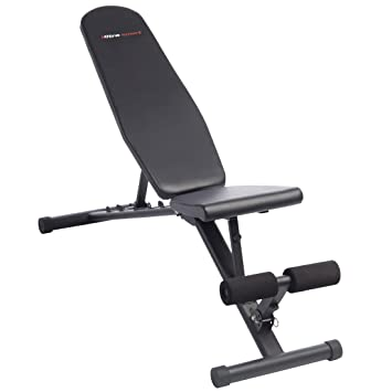 Charmant Ultrasport Universal Weight Bench / Workout Bench That Is Collapsible And  Has A Max. Weight
