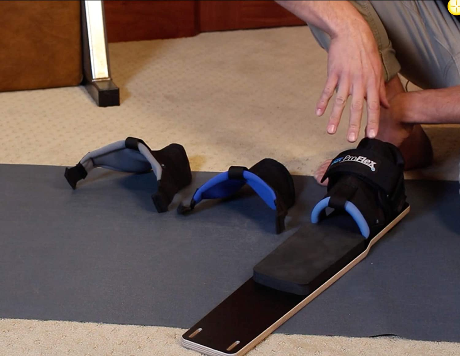 6 inches Longer Stretch Your Clients Hamstrings DCT Proflex Trainers Pack All 3 Sizing Straps Included Total Lower Body Leverage-Based Resistance Stretching Tool Hips /& Calves with Ease