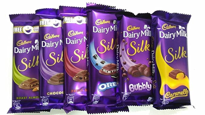 Dairy Milk Chocolate, Bars That Makes You Feel Better