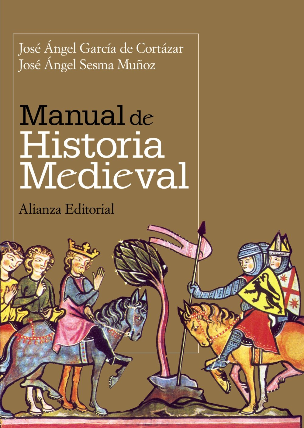 Manual de Historia Medieval El Libro Universitario - Manuales ...