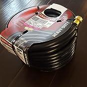 Craftsman garden hose 75 39 x 5 8 rubber - Craftsman premium rubber garden hose ...