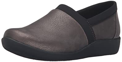 8300a73708b Clarks Women s Sillian Blair Slip-On Loafer  Amazon.co.uk  Shoes   Bags