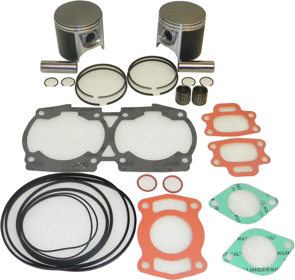 WSM Platinum Series Top End Kit (726cc) - 0.50mm Oversize to 82.50mm Bore 010-817-12P by WSM