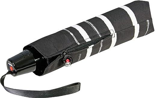 54 opinioni per Knirps Fiber T2 Duomatic Stripe Art Black