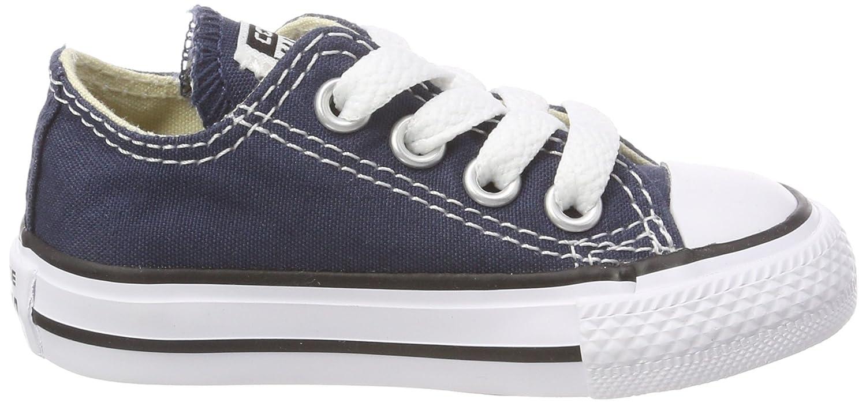 Converse Chuck Taylor Ox, All Star Season Ox, Taylor Unisex Sneaker Blau (Navy) b95958