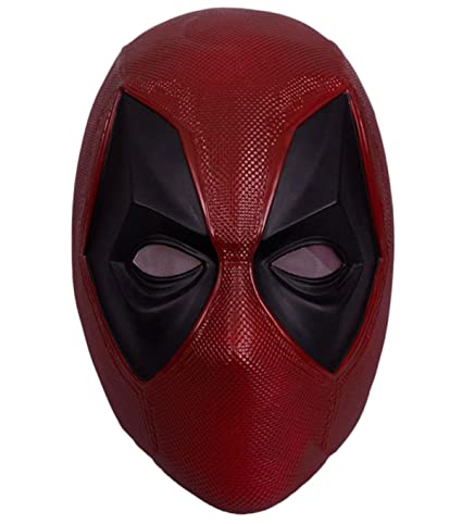 Cosplay Máscara Deadpool Hood Máscara Cosplay Halloween Cos Helmet Máscara Deadpool Props,C.-