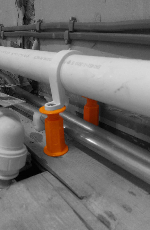 Lot de 100 Space-Plug R/égulier 30 /à 50 mm