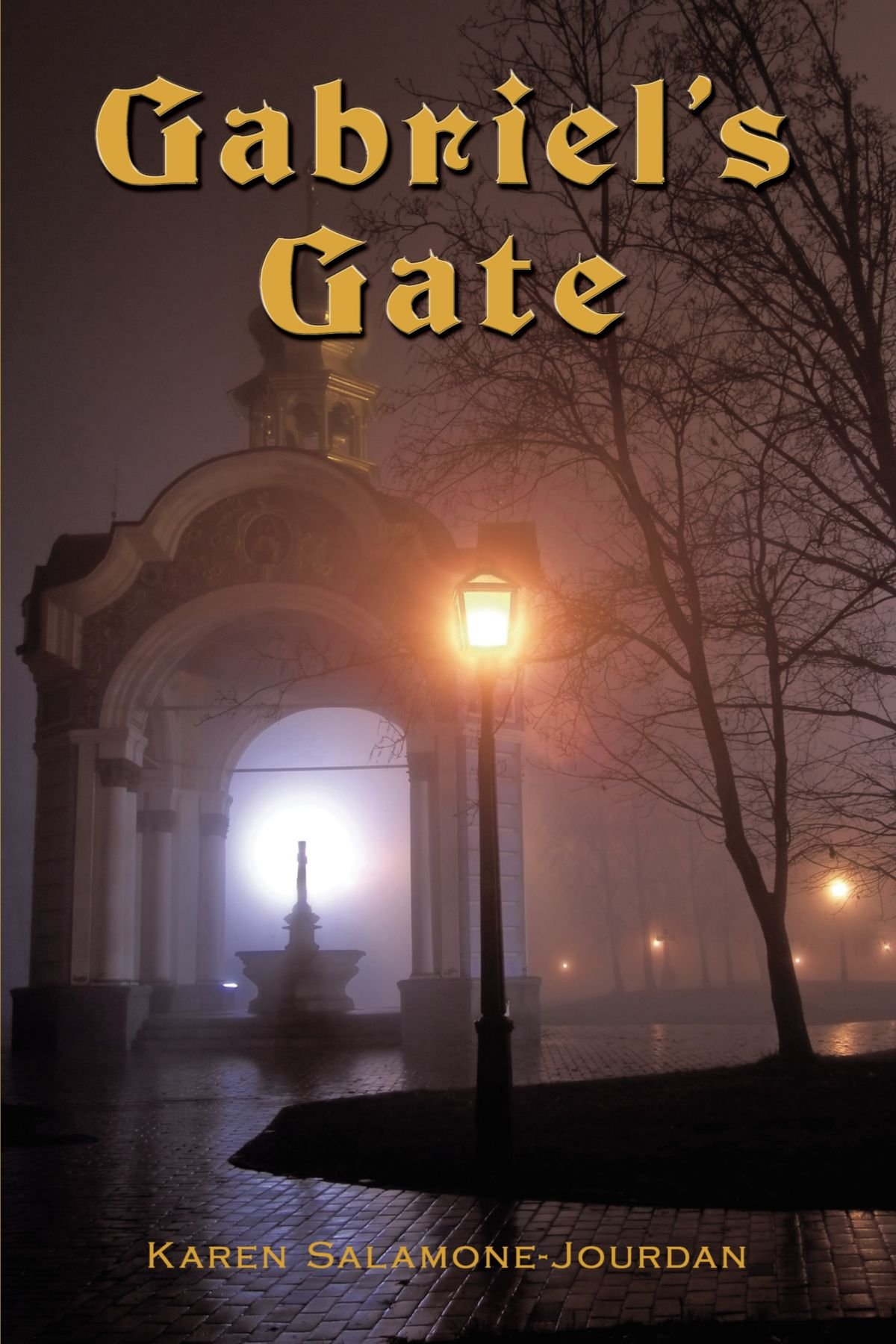 Gabriel's Gate pdf epub