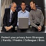 SIKKIY Privacy Screen Protector Anti Spy Glare