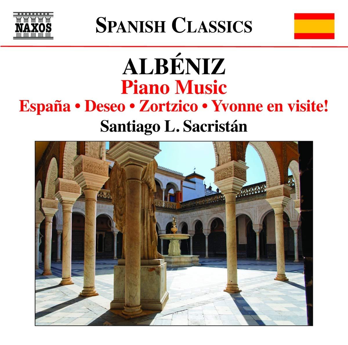 Piano Music Vol.6: Isaac Albeniz, Santiago L. Sacristan: Amazon.es: Música