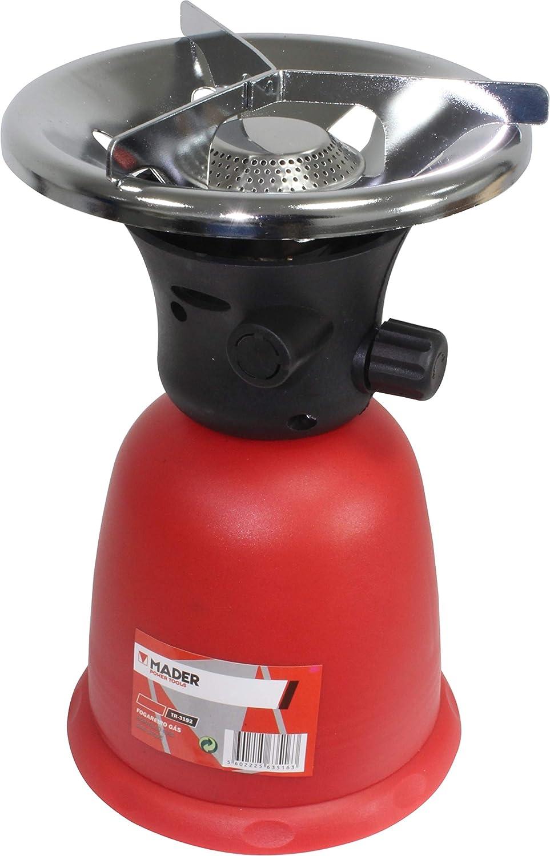 Mader Garden Tools 63516 Hornillo a Gas 190gr-63516: Amazon ...