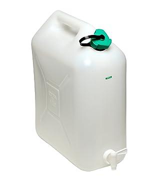 Bevorzugt Highlander Wasserkanister mit Hahn 20L Jerry Can, CP132T: Amazon ML73