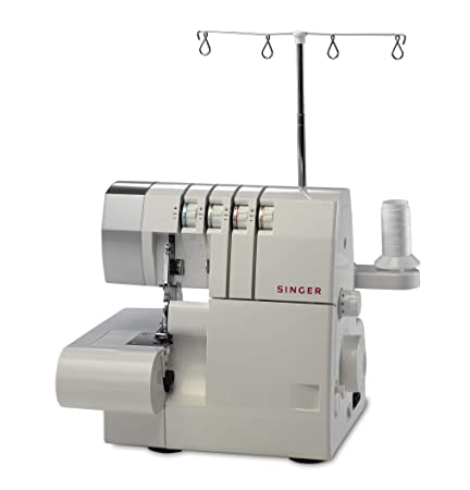 Singer Overlock 40SH40 Sewing Machine Amazoncouk Kitchen Home Simple Overlock Sewing Machine Singer
