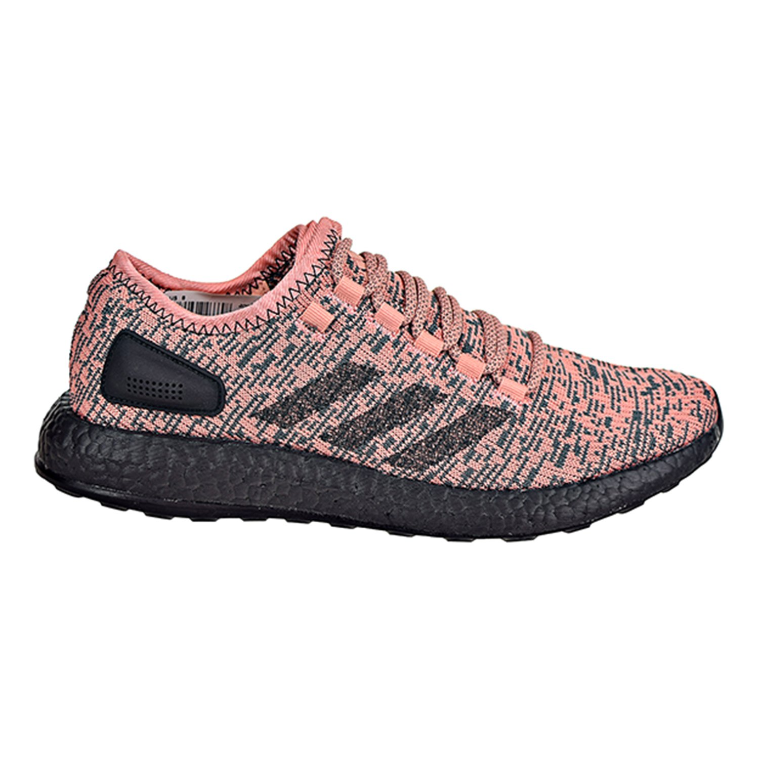 adidas Performance Men's Pureboost Running Shoe B0785VVCQB 6.5 D(M) US|Metallic Trace Pink/Core Black/Core Black