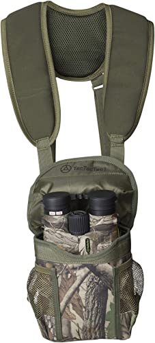 TecTecTec BPRO Bundle Camo Binoculars BPRO Versatile Bag – HD Professional Binoculars for Bird Watching Travel Sports Whith Phone Mount Strap Carrying Bag