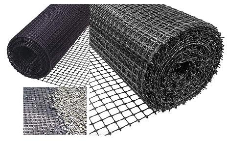 30Kn 4m x 50m Geo Grid Eco Grid 4m x 50m Rolls Soil