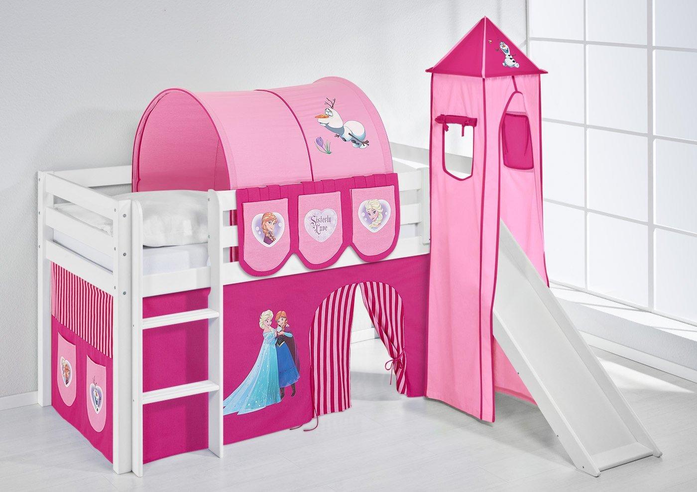 Etagenbett Kinder Spielbett : Etagenbett hochbett spielbett kinder bett cm vorhang ebay