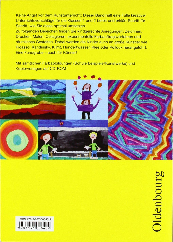 Oldenbourg PRAXIS Bibliothek: Mit Kindern künstlerisch