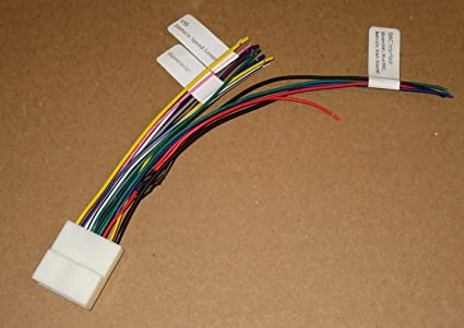 Amazon.com: 20-pin Subaru/Nissan Headunit/Radio Wiring Harness with ...