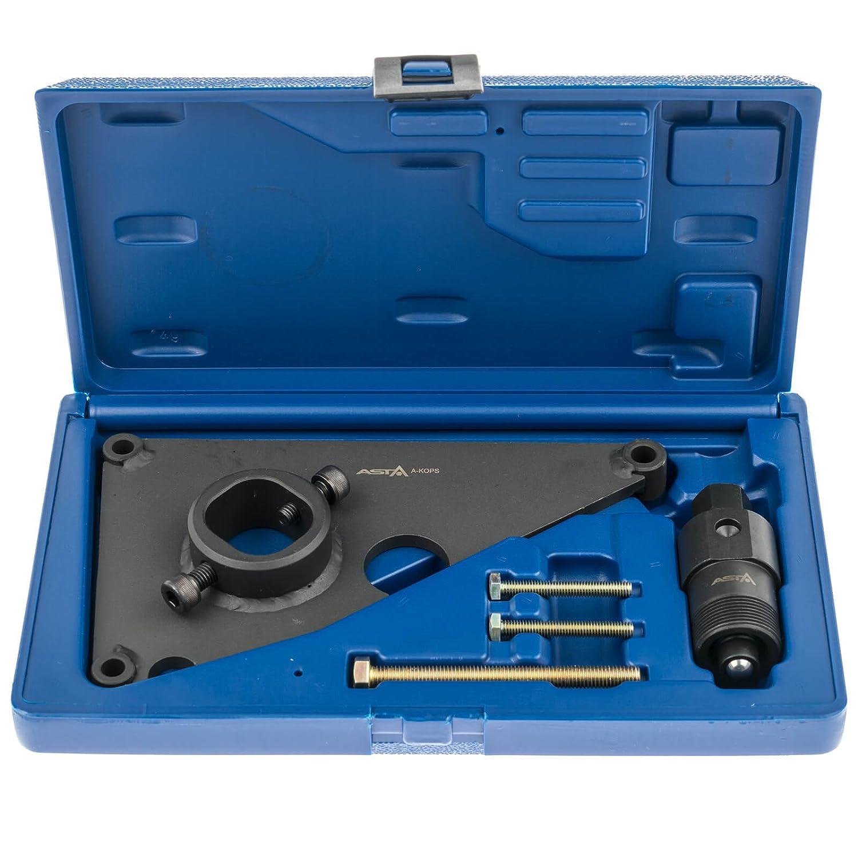 Herramientas de desmontaje A-KOPS de Asta, para bombas de alta presió n en Hyundai y Kia para bombas de alta presión en Hyundai y Kia