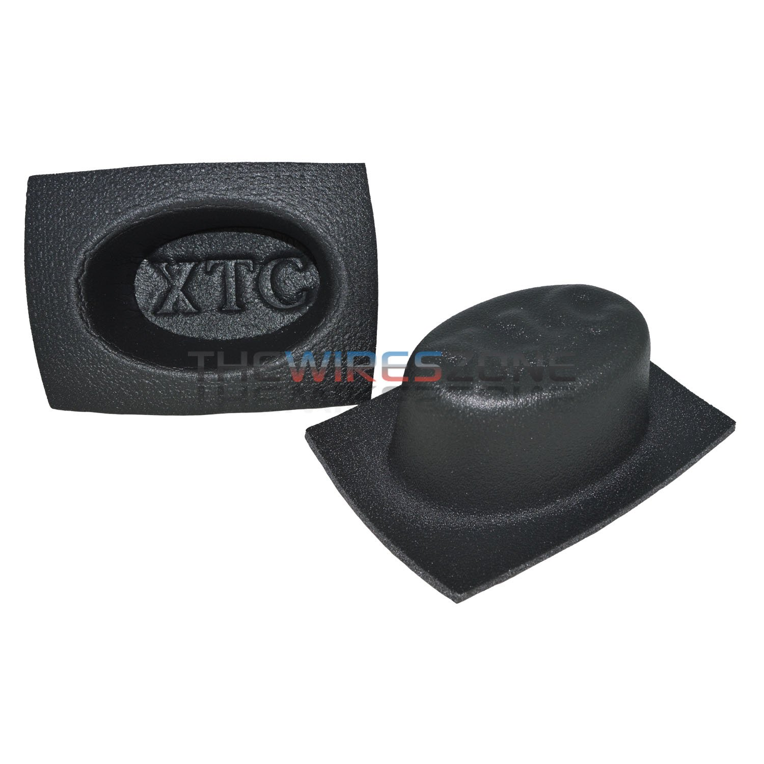 The Install Bay VXT46 XTC Universal 4'' x 6'' Foam Speaker Acoustic Baffle (pair) by Install Bay