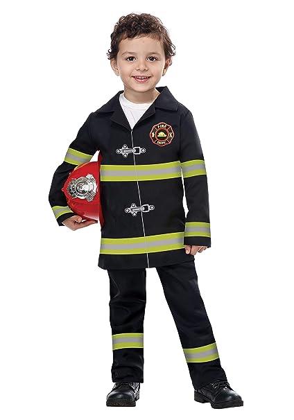 California Costumes Jr. Disfraz de Jefe de Bomberos para bebé ...