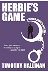 Herbie's Game (A Junior Bender Mystery Book 4) Kindle Edition
