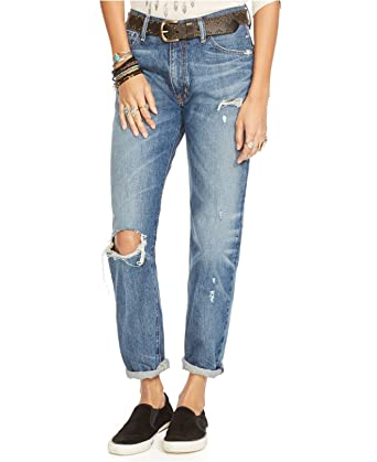 1871f42c2e042 Image Unavailable. Image not available for. Color: Denim & Supply Ralph  Lauren High-Rise ...