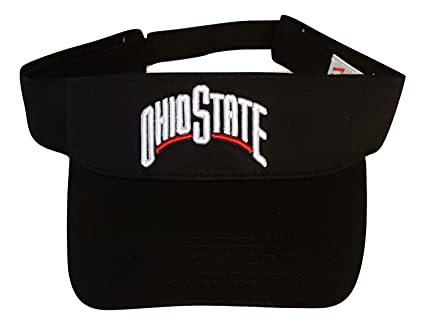 Amazon.com   Ohio State Buckeyes Adult Team Logo Visor a40b0e7919d