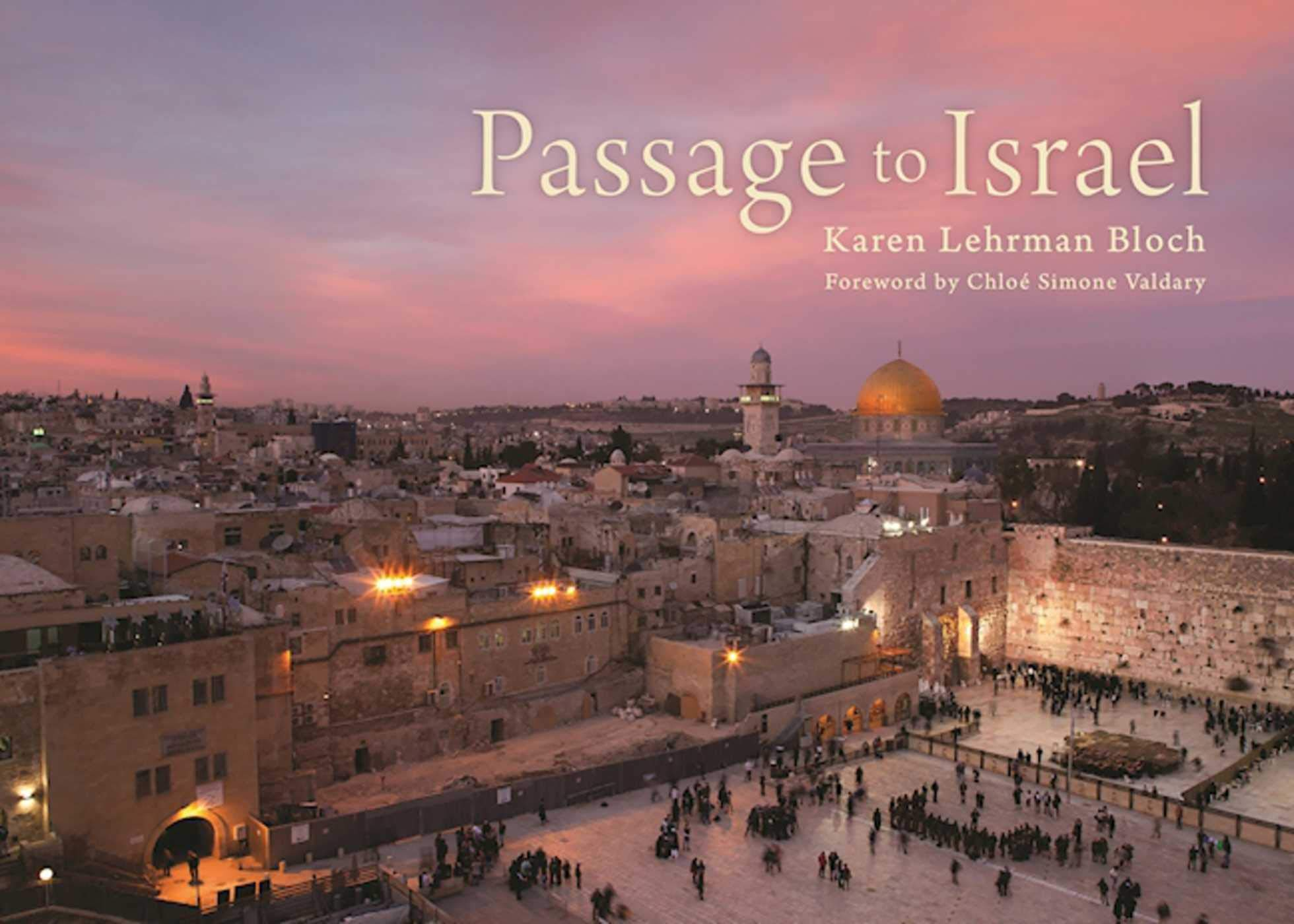 Passage to Israel by Skyhorse