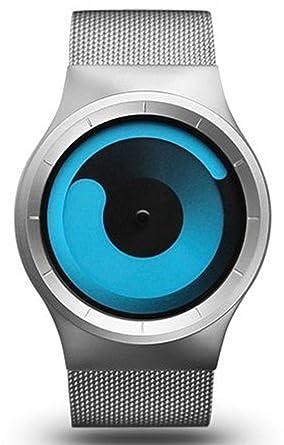 best website 5a280 53b6c Ziiiro Z0002WS1 unisex Mercury Chrome Ocean Watch