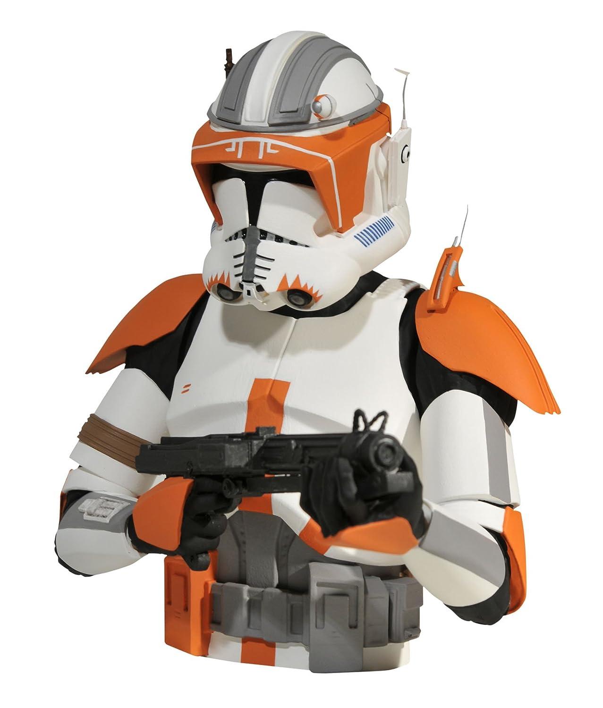 Diamond - Buste Tirelire Star Wars - Commandant Cody 20cm - 0699788702833