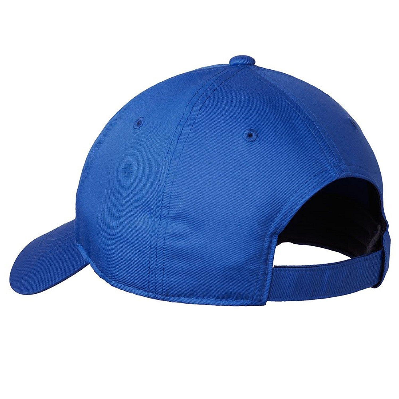 2d5fc1094717a Amazon.com  Nike Authentic Dri-FIT Low Profile Swoosh Front Adjustable Cap  - Black  Clothing