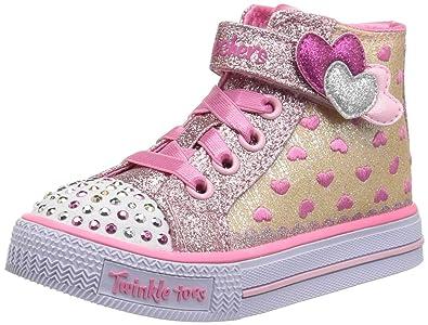 Skechers Kids Girls Twinkle Toes Unisex