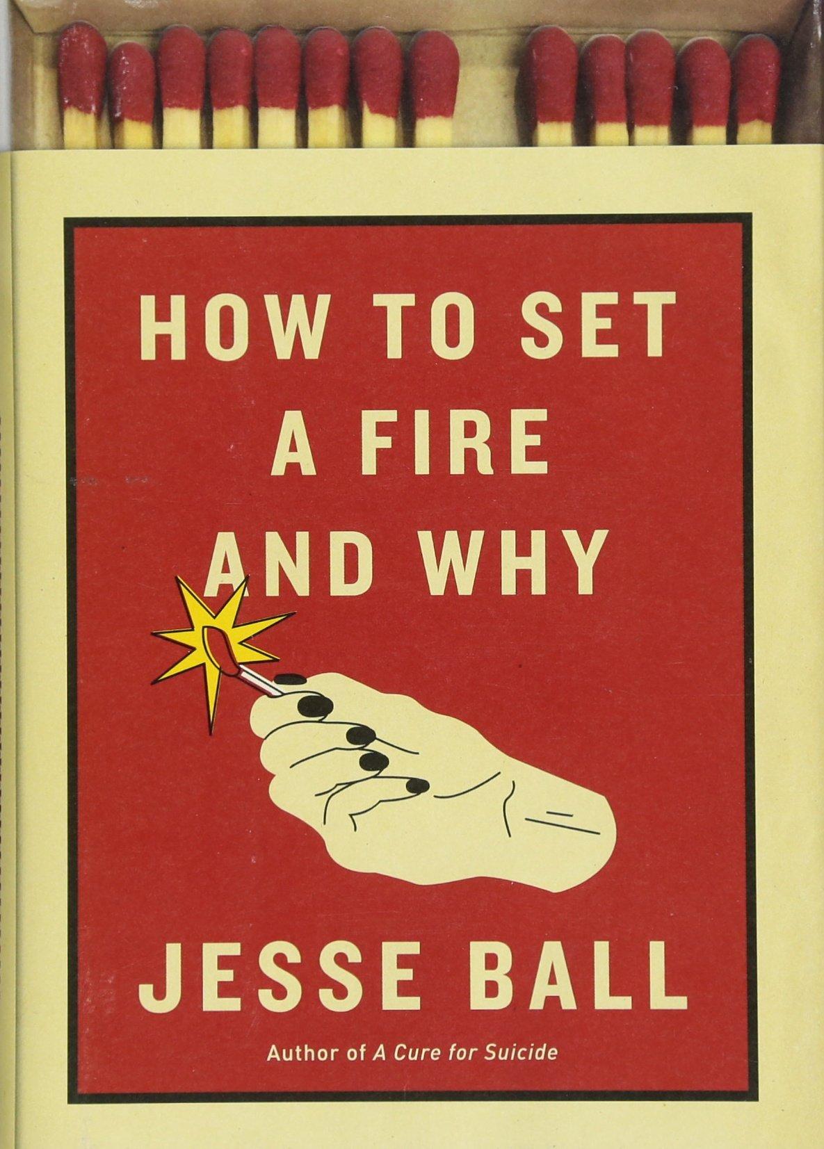 How to Set a Fire and Why: A Novel pdf epub