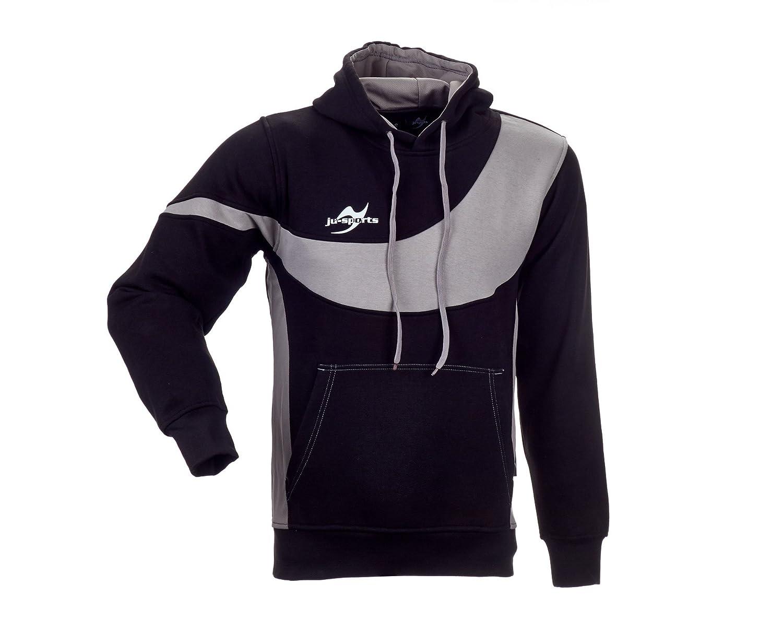 Ju-Sports Herren Teamwear Element C1 Hoodie Schwarz