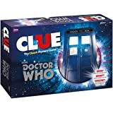 USAopoly Doctor Who Clue Board Game
